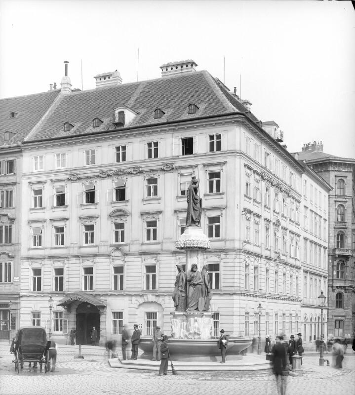 Wien 1, Austriabrunnen