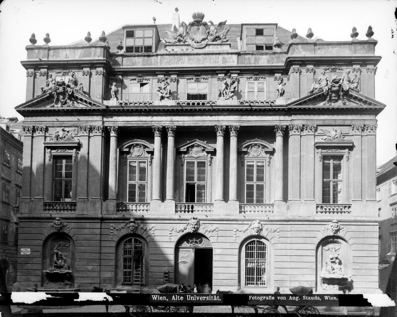 Wien 1, Akademie der Wissenschaften