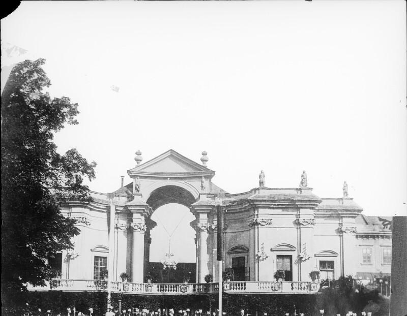 Wien 9, Palais Liechtenstein