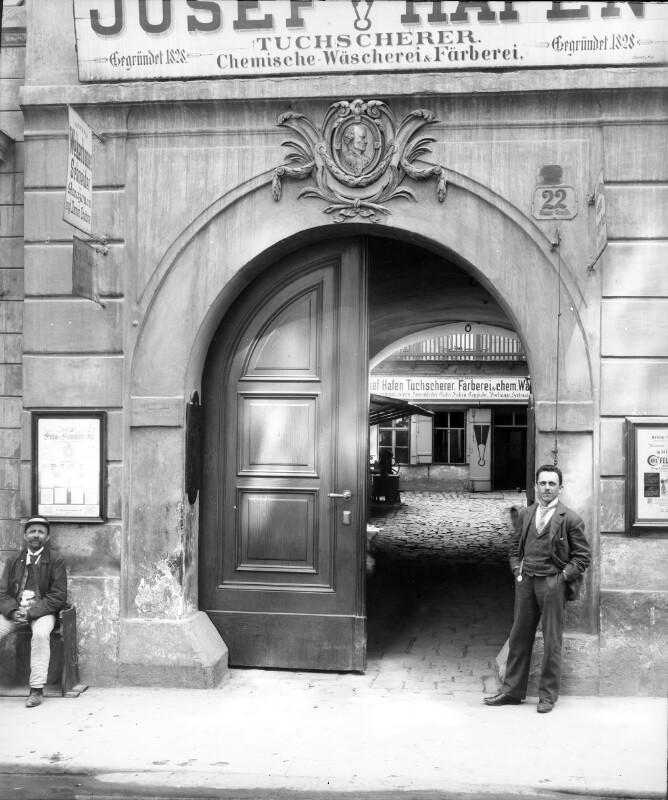 Wien 1, Alter Dompropsthof