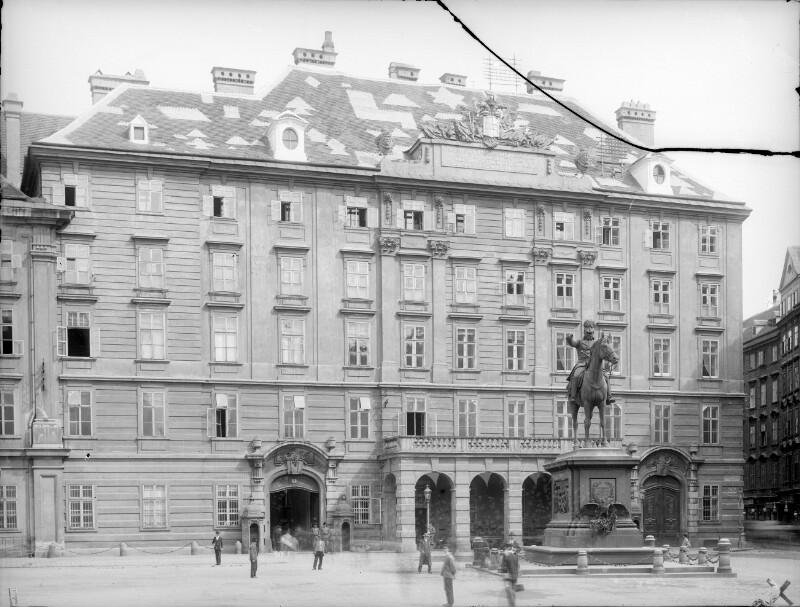 Wien 1, Altes Kriegsministerium