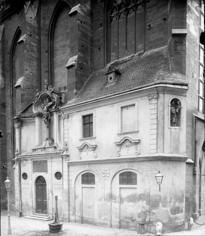 Wien 1, Minoritenkirche
