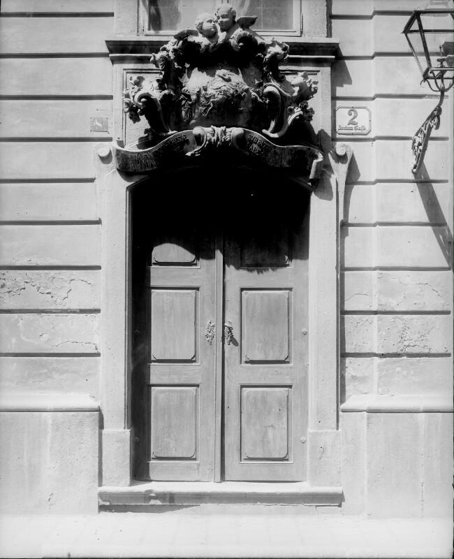 Wien 1, Böhmische Hofkanzlei