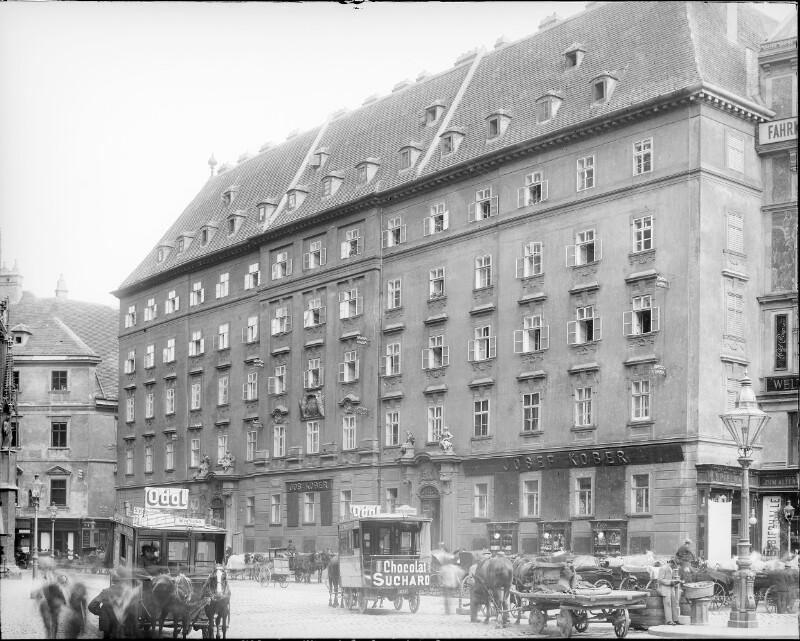 Wien 1, Churhaus