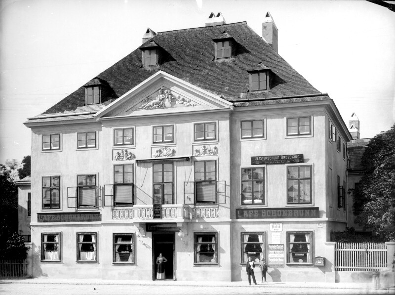 Wien 14, Hadik-Schlössel