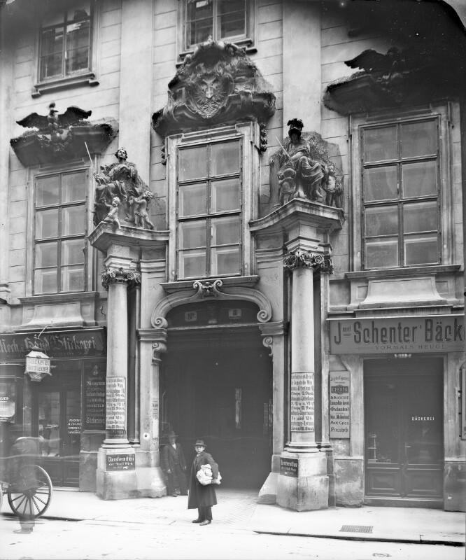 Wien 1, Altes Rathaus