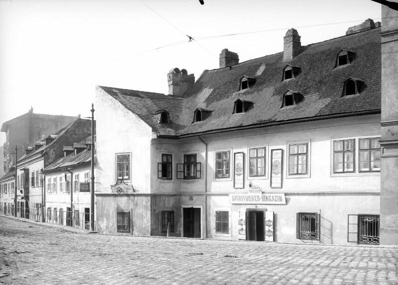 Wien 9, Althanstraße 33