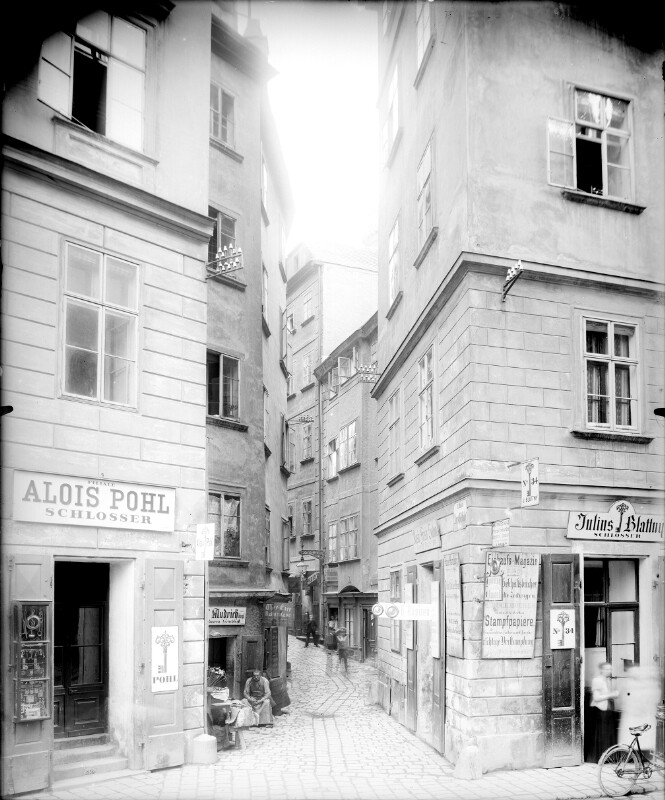 Wien 1, Am Gestade 7