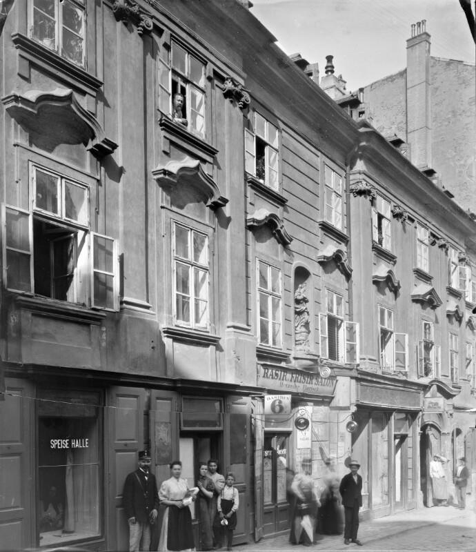 Wien 7, Neustiftgasse 40
