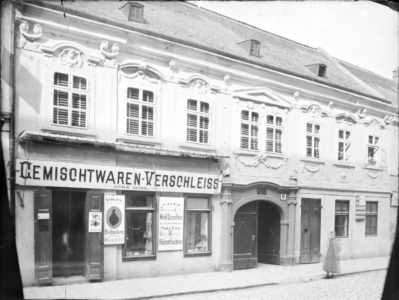 Wien 16, Grundsteingasse 10