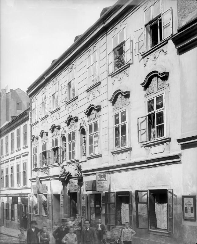 Wien 7, Stiftgasse 10
