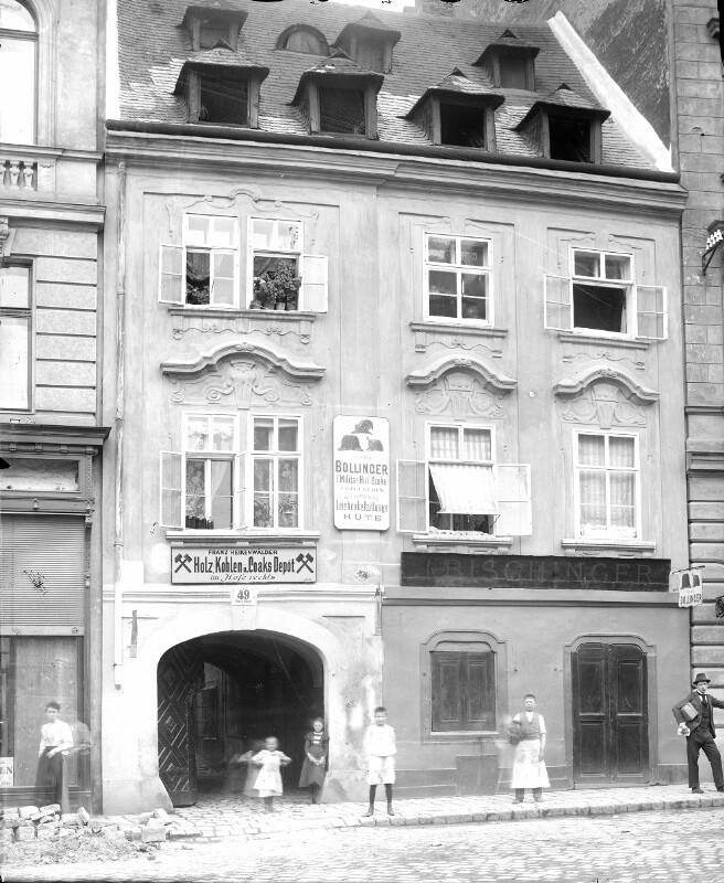 Wien 7, Burggasse 49
