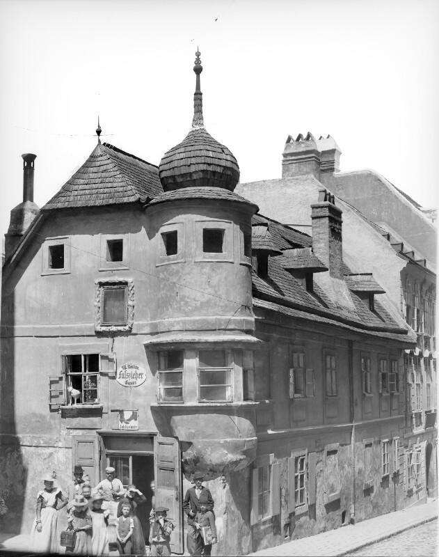 Wien 7, Fasszieherhaus