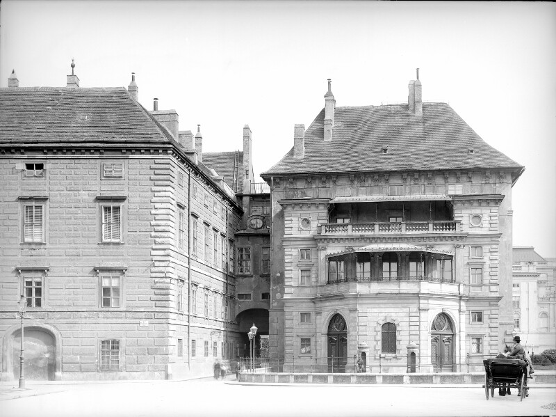 Wien 1, Ballhausplatz