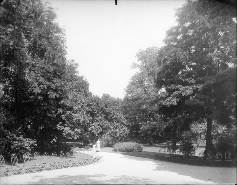 Wien 3, Arenbergpark