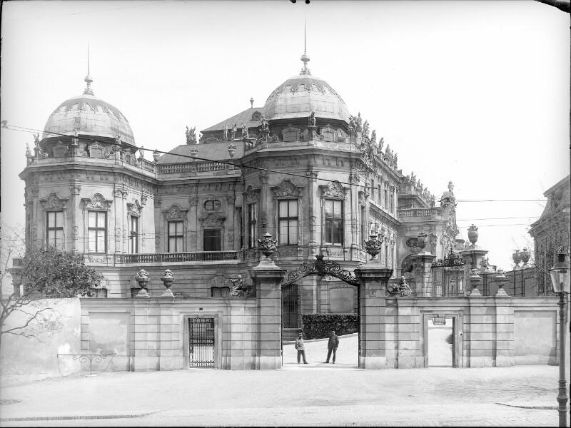 Wien 3, Prinz Eugen-Straße