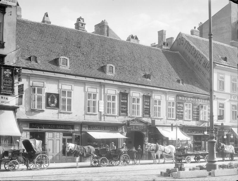 Wien 6, Mariahilferstraße 103