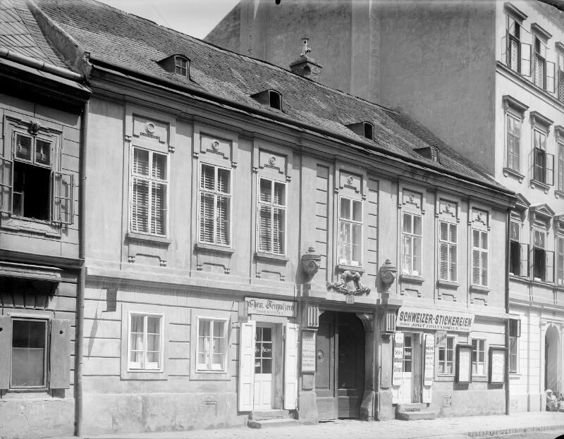 Wien 18, Gentzgasse 22