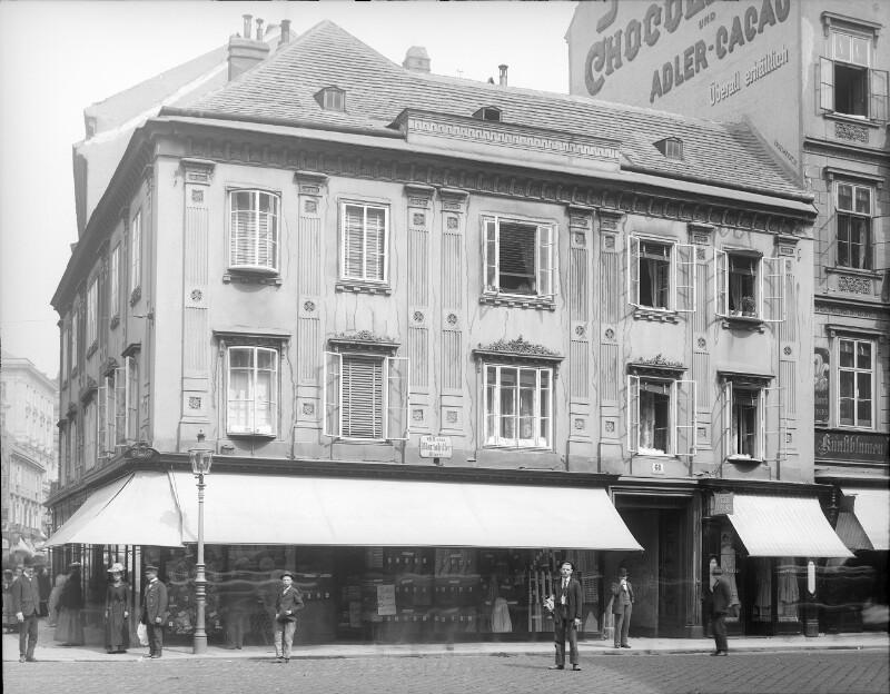 Wien 7, Mariahilferstraße 68