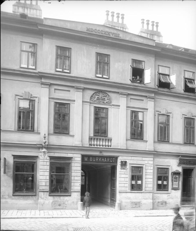 Wien 7, Neustiftgasse 108