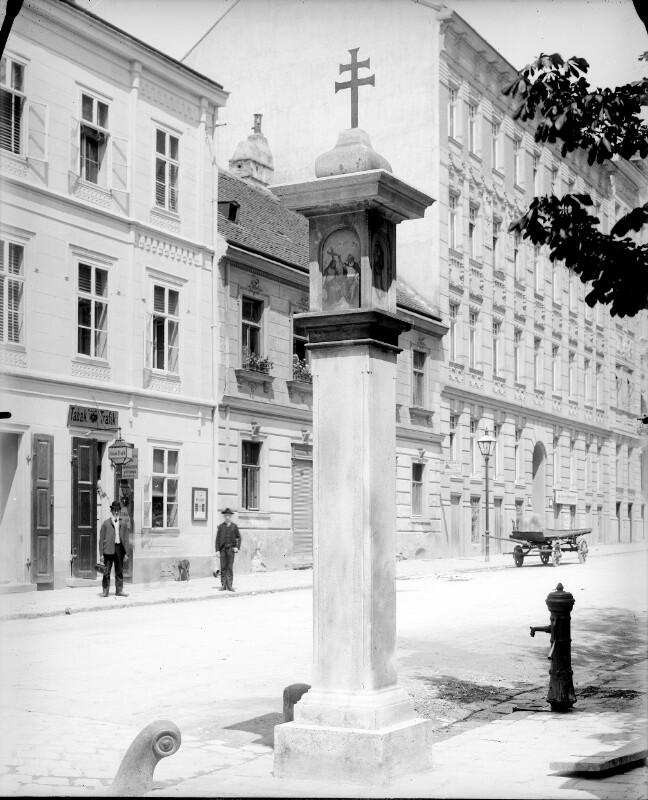Wien 18, Semperstraße/Gentzgasse