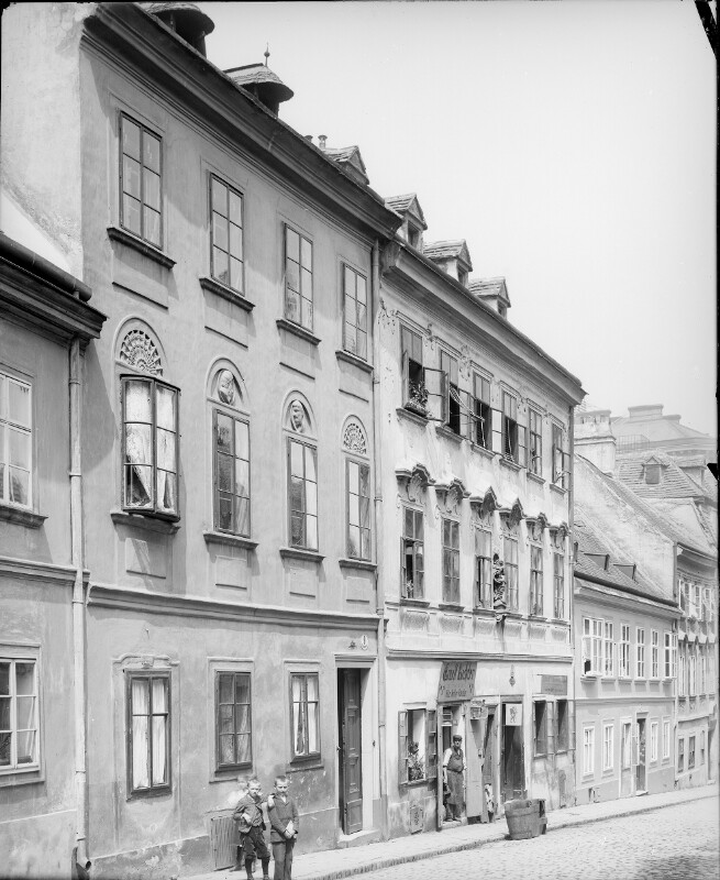 Wien 7, Spittelberggasse 9ff
