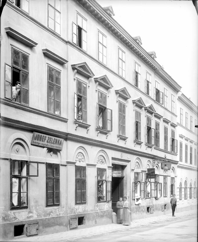 Wien 5, Franzensgasse 21