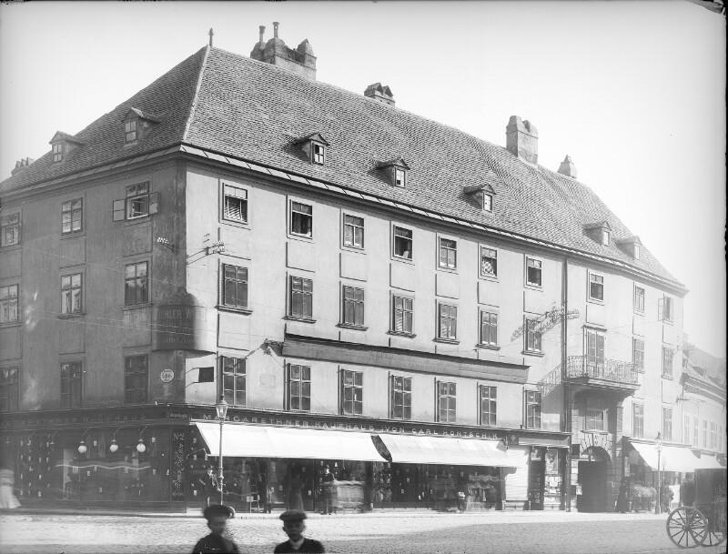 Wien 5, Margaretenplatz 2