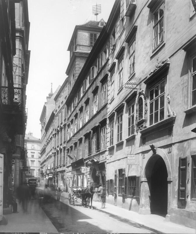 Wien 1, Bäckerstraße 9