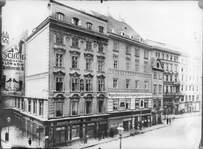 Wien 1, Graben