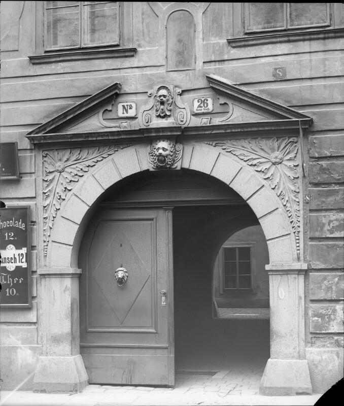 Wien 1, Bäckerstraße 26