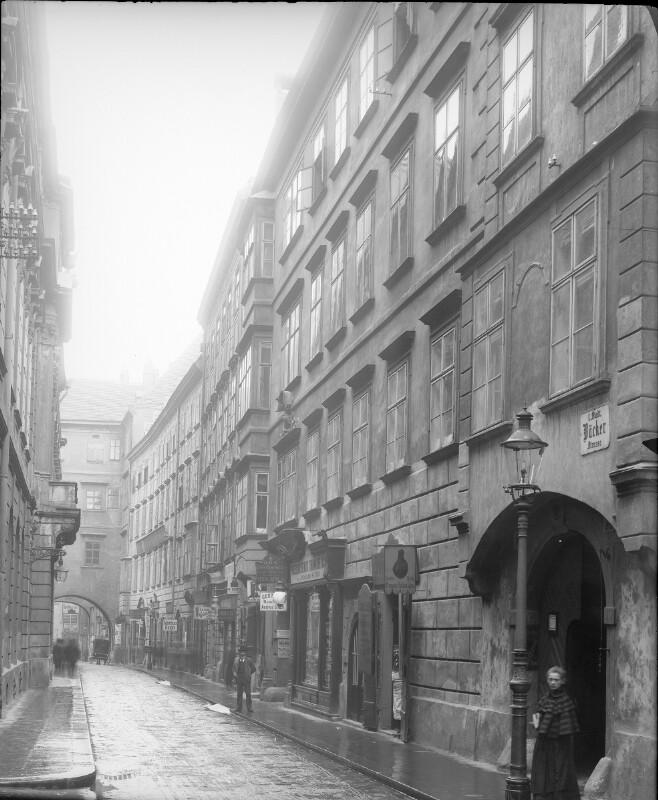 Wien 1, Bäckerstraße 20ff.