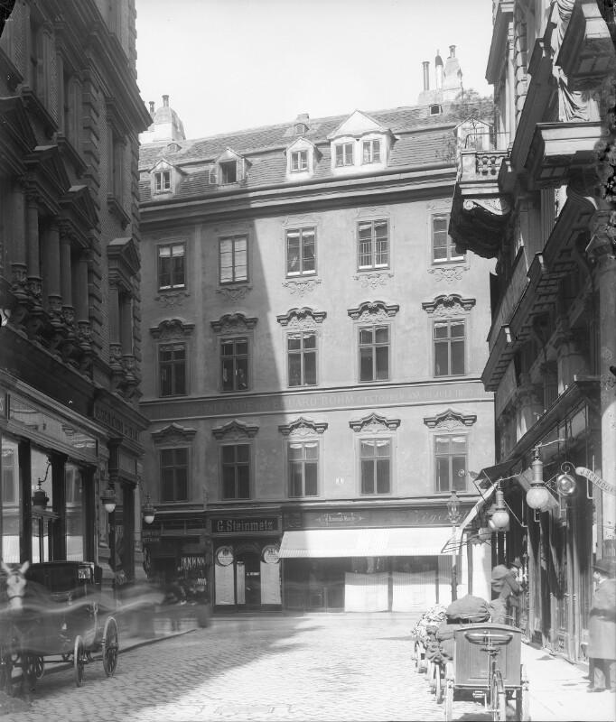 Wien 1, Bauernmarkt 1