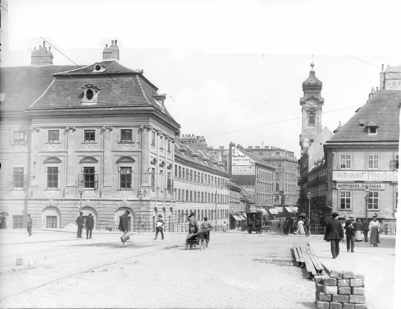 Wien 3, Landstraßer Hauptstraße 1/2 ff