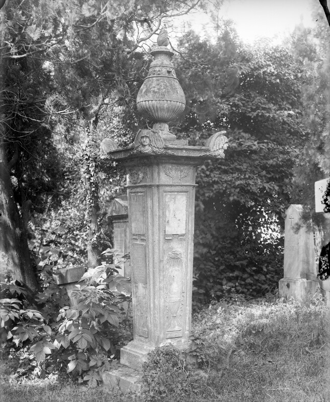 Wien 19, Oberdöblinger Friedhof
