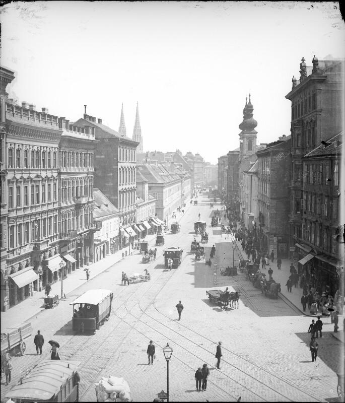 Wien 8, Alserstraße
