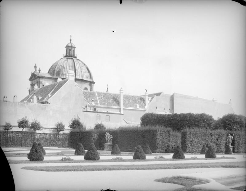 Wien 3, Belvederepark 1