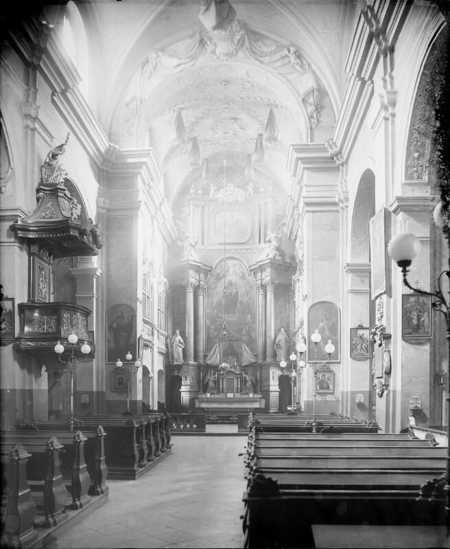 Wien 6, Laimgrubenkirche