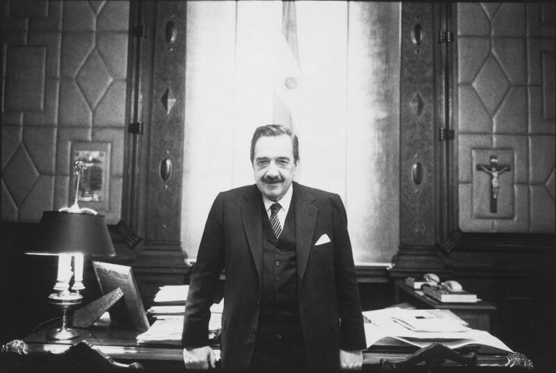 Raul Ricardo Alfonsin Foulkes