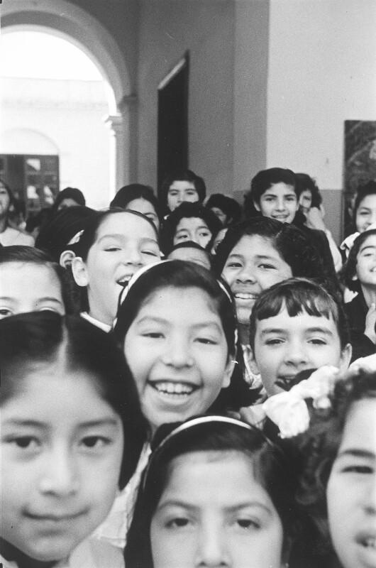 Kinder in Salta (Stadt in Argentinien)