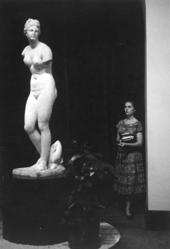 Statue der Venus im Metropolitan  Museum