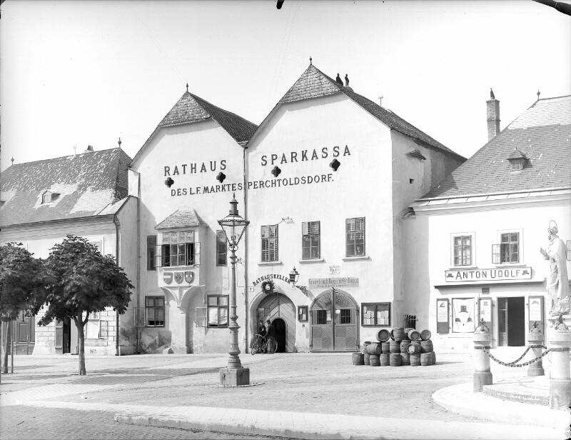 Perchtoldsdorf, Rathaus
