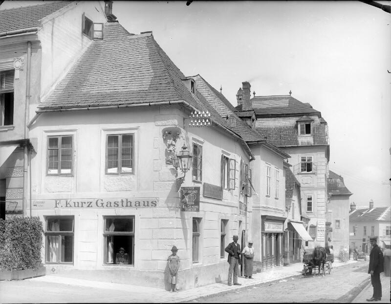 Perchtoldsdorf, Hochstraße 17ff
