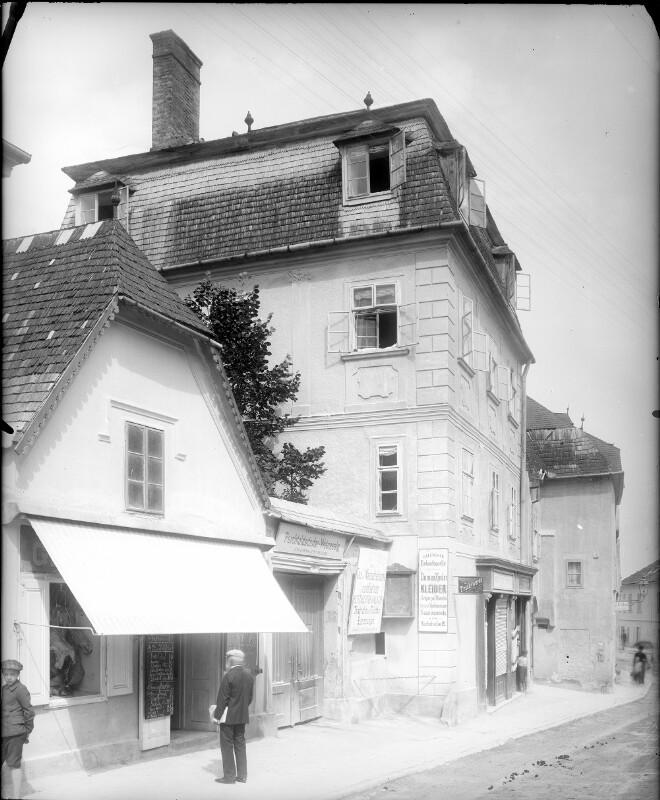 Perchtoldsdorf, Brunnergasse 6