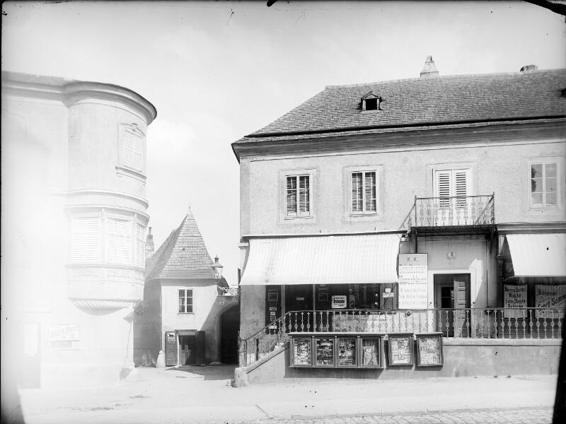 Perchtoldsdorf, Marktplatz