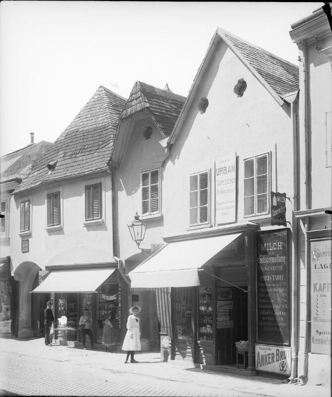 Mödling, Elisabethstraße 16-18
