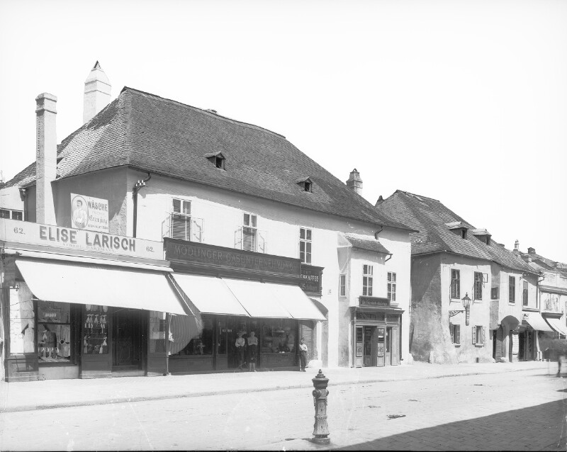 Mödling, Hauptstraße 62