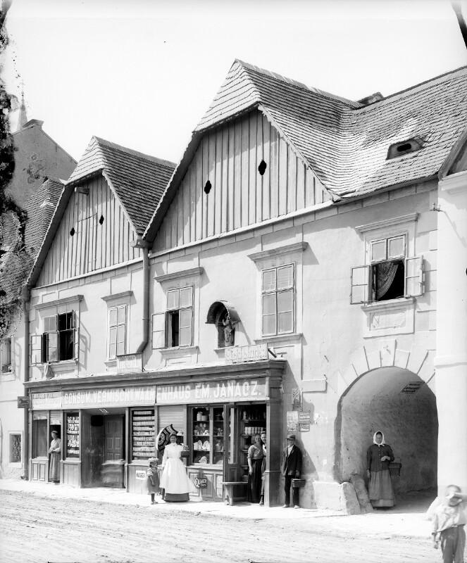 Klosterneuburg, Niedermarkt 19