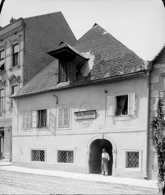 Klosterneuburg, Niedermarkt 17