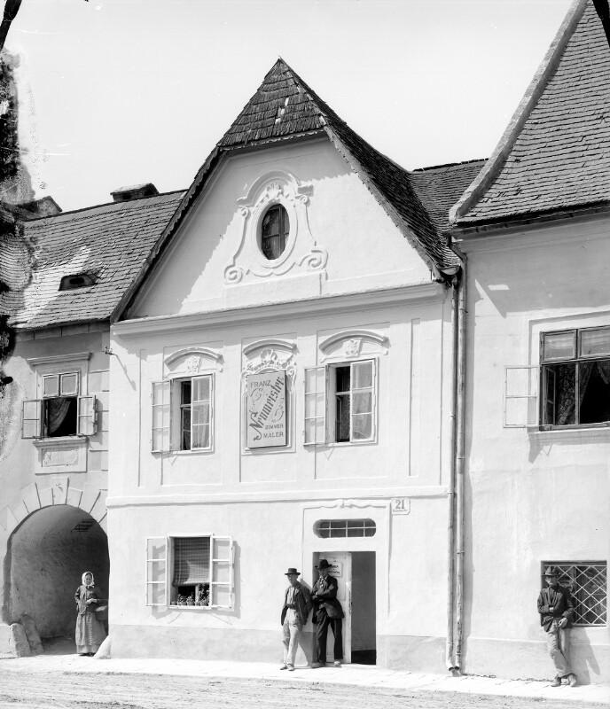 Klosterneuburg, Niedermarkt 21
